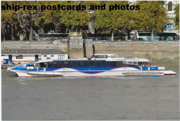 TYPHOON CLIPPER (Thames Clippers) photo (b)